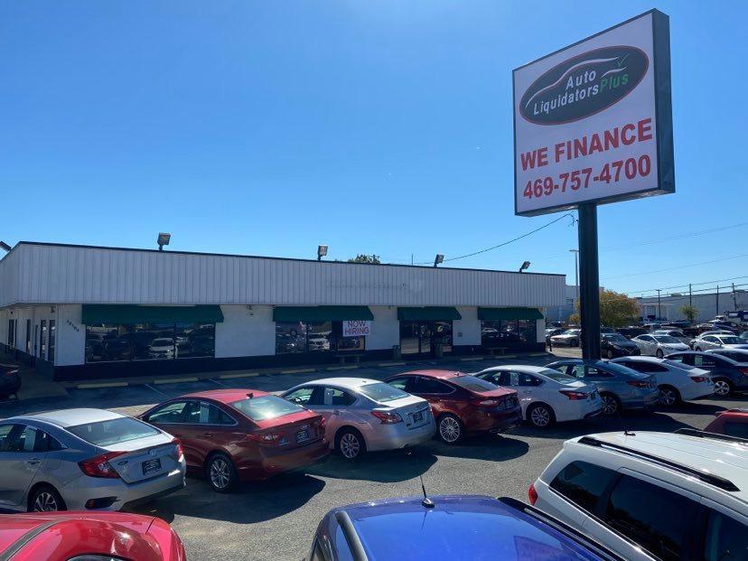 Big Changes at Auto Liquidators Plus